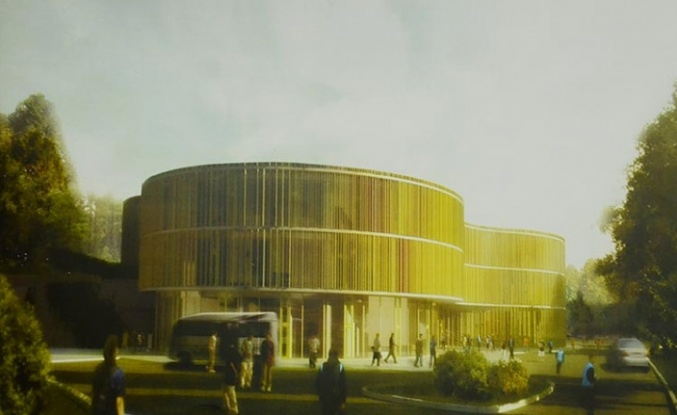 Ziya Ünsel Ortaokulu Açılışı Yapılıyor