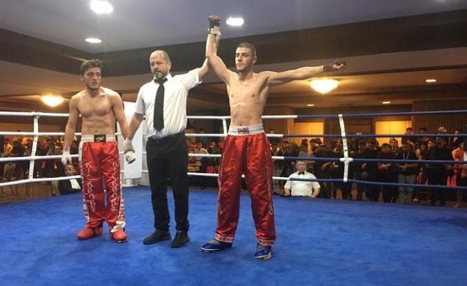 Kickboks Türkiye Şampiyonu Beykozlu Oldu