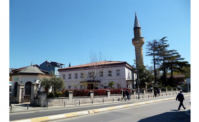 Beykoz'da minarelerden dua sesleri yükseldi