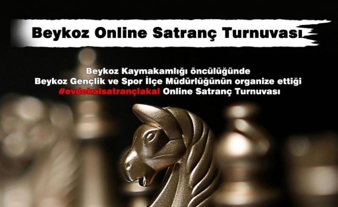 Beykoz Gençlik ve Spor İlçe Müdürlüğü Online Satranç Turnuvası Başlattı