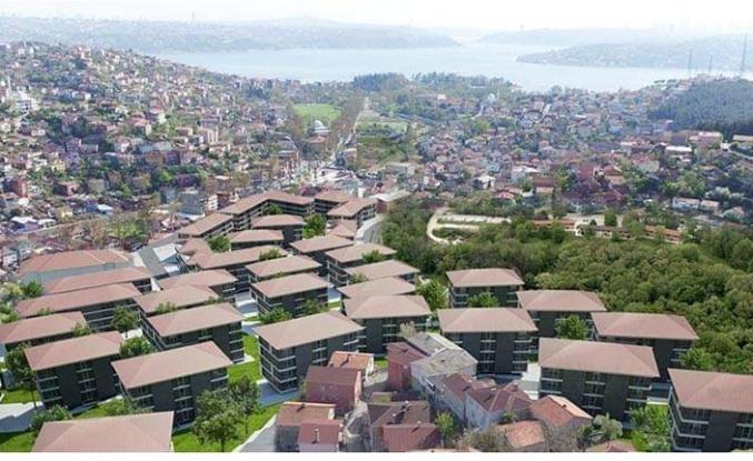 Bakan Kurum, Tokatköy Şehr-i Sitare Projesi'ni açıkladı