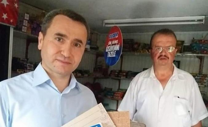 Feridun Bakkal'a 50 bin Lira