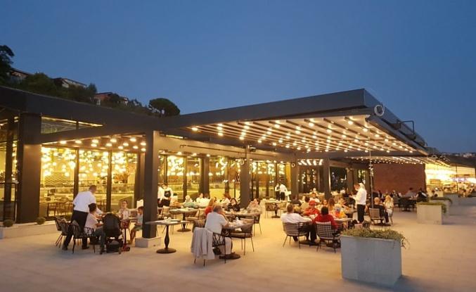 Boğaz'ın En Güzel Mekânı Gümüşsuyu Cafe ve Restoran Açıldı