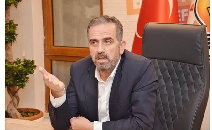 """Hanefi Dilmaç: """"Beykoz halkı CHP tarafından yok sayılıyor"""""""