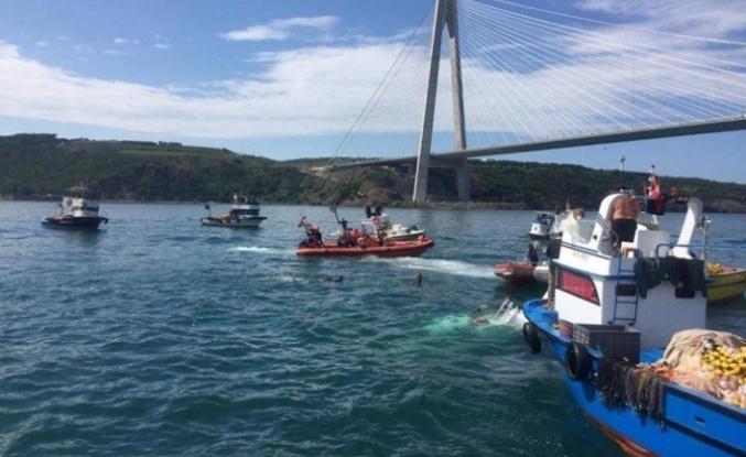 Beykoz Poyrazköy'de gemi faciası! Ölü ve yaralılar var