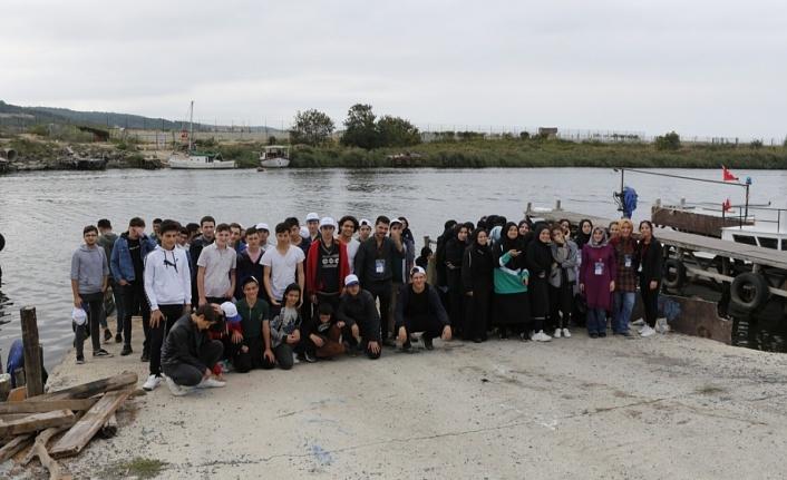 Öğrenciler Beykoz'da Bir Gün Geçirdiler