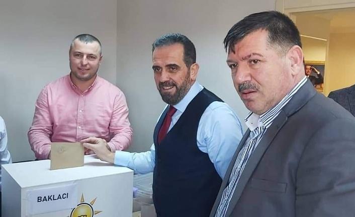 AK Parti Beykoz'da Delege Seçimi Yapılıyor
