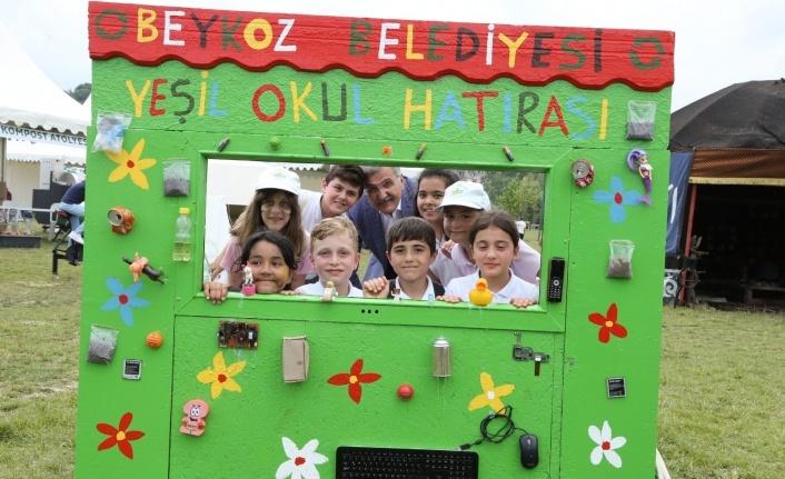 """Tarihi Küçüksu Çayırı'nda """"Çevre Festivali"""""""